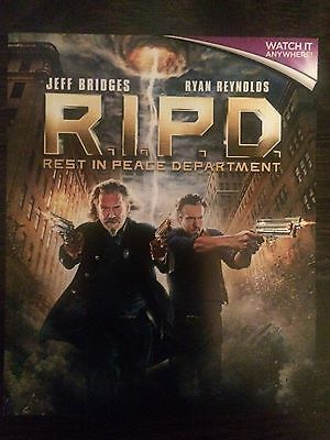 RIPD Digital HD Code ONLY