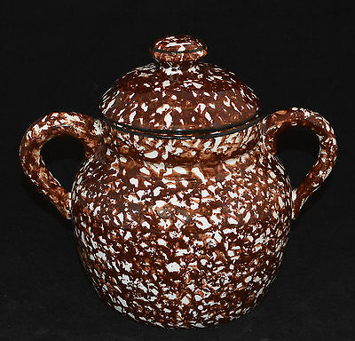 Stangl Pottery Bean Pot Town & Country Brown