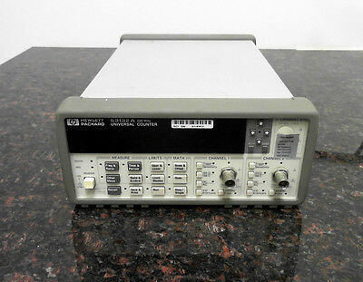 HP 53132A Universal Frequency Counter Hewlett Packard DC-225MHz
