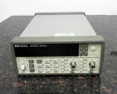 HP 53132A Universal Frequency Counter Hewlett Packard DC-225MHz *2 output*
