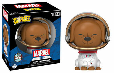 "Dorbz Guardians Of The Galaxy ""COSMO"" 204 Specialty Series POP Figure Funko"