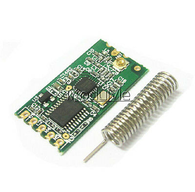 New 3~5V 433MHz CC1101 Wireless Transceiver Module Serial RS232 TTL HC-11 MO