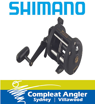 Shimano TR 200G Overhead Fishing Reel BRAND NEW At Compleat Angler