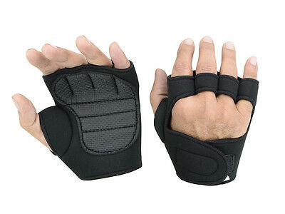 Gym Gloves Weight Lifting Gloves Gym Cycling Fitness Gloves Body Building Hg-571