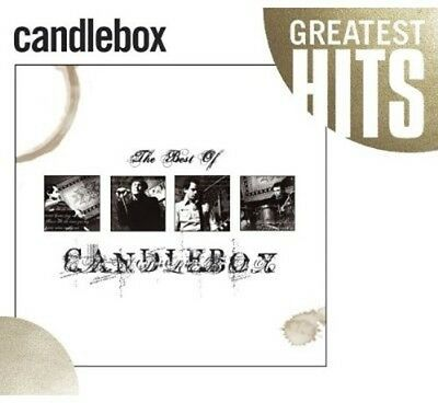 Greatest Hits-Best Of Candlebox - Candlebox (CD Used Very Good)