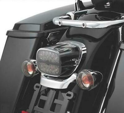 Smoke Lens LED Tail Brake Light for Harley Davidson Electra Glide Ultra Classic
