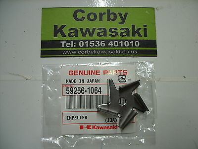 Kawasaki Kx100 Kx80 Kx85 Water Pump Impeller
