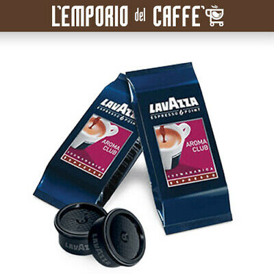 Caffè Lavazza Espresso Point  600 Capsule Aroma Club 100% Arabica 100% Originali