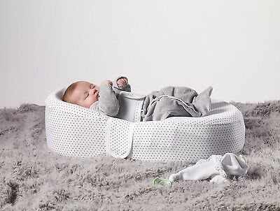 Red Castle Cocoonababy Sleep Positioner Mattress - Stars - NEW