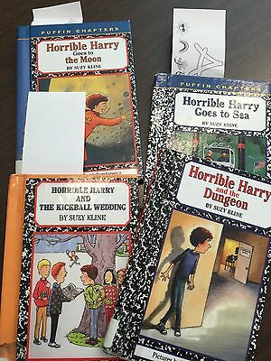 15 Horrible Harry Books for $14 Free Shipping!!