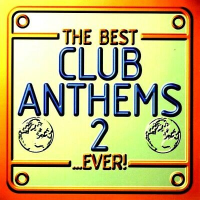 The Best Club Anthems 2 - 2 X Cds 90S House Trance Kisstory Classics Cd Cdj Dj
