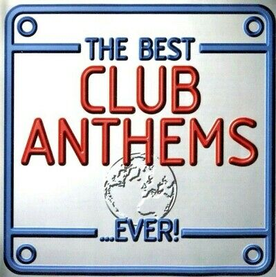 The Best Club Anthems Ever - 2 X Cds 90S House Trance Kisstory Cd Cdj Dj