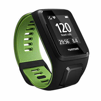 TomTom Runner 3 Cardio + Music GPS Fitness Sports Watch & Activity Tracker Small