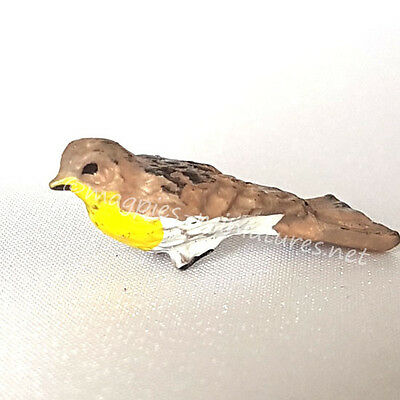 Dolls House 12th scale Garden Bird- Western Kingbird