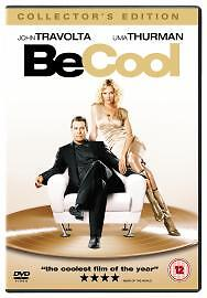 Be Cool (DVD) 2005***BRAND NEW ** REGION 2***SEALED***SAME DAY DISPATCH***