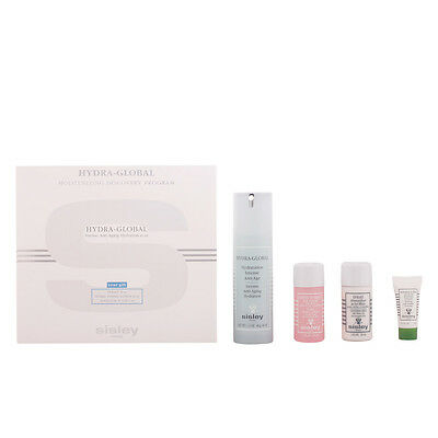 Cosmética Sisley mujer PHYTO JOUR&NUIT HYDRA GLOBAL LOTE 4 pz