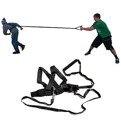 Power Training Harness Speed Resistance Strength Sprint Lacrosse Tennis Football