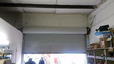 Garage Door Commerical Roll Up