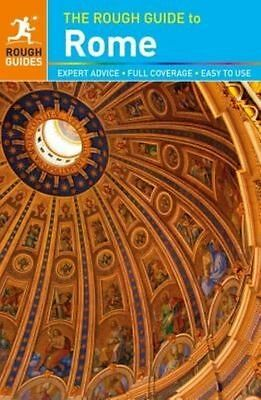 The Rough Guide to Rome, Rough Guides, New Book
