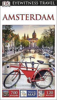 DK Eyewitness Travel Guide: Amsterdam (Eyewitness Travel Guides), Collectif, New