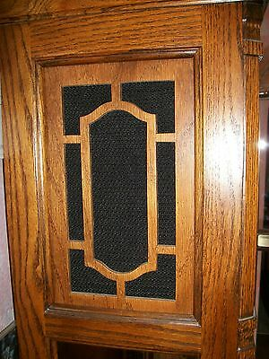 """Howard Miller Grandfather Clock SIDE ACCESS PANEL Model 610-160 10 3/4"""" x 6 7/8"""""""