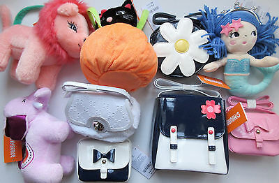 Gymboree Your Choice of Purses Safari Spice Egg Tide Picture Flower Harvest NWT
