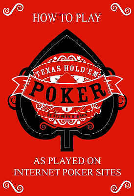 How to Play Texas Hold'em Poker, Godson, Stephen, Excellent Book