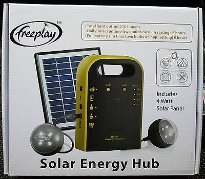 Freeplay Solar Energy Hub - Eh4