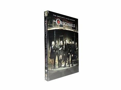 The Originals The Complete Third Season 3 (DVD, 2016, 5-Disc Set)