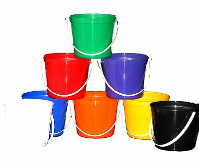 100   80 Ounce Buckets, Choice of Many Colors, Made in USA, Lead Free Food Safe