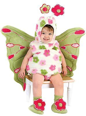 Butterfly Infant / Toddler Costume 6/12 Months