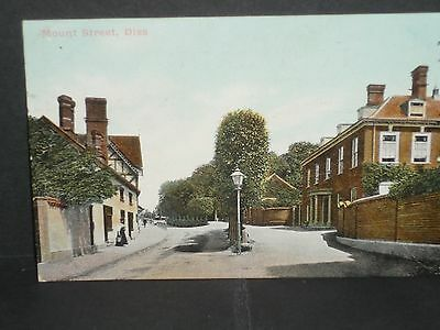 Norfolk -.Mount Street - DISS