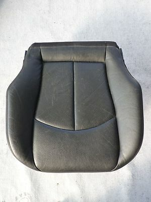 Mercedes W211 E-Class seat bottom leather front right