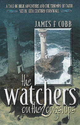 The Watchers on the Longships, Good Condition Book, Cobb, James F., ISBN 9780954