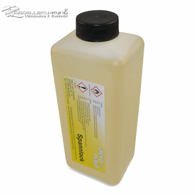 (1,90€ /100ml) Aeronaut Spannlack 1000ml 767010