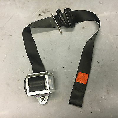 07 Ford Fiesta ST 150 front passenger near left side seat belt 2S5A B61295 AD