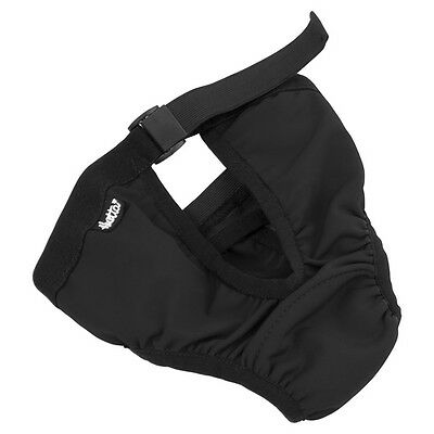 Hurtta Dog Hygiene Panties For Bitches Black, Various Sizes, NEW