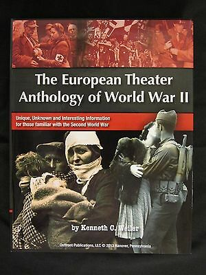 The European Theater Anthology of World War II - Unique, Unknown and interesting