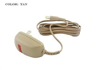 Fisher Price SWING Replacement Parts TAN 6V AC ADAPTOR Power Plug Cord