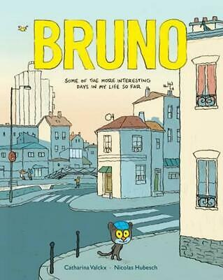 Bruno by Catharina Valckx Hardcover Book Free Shipping!