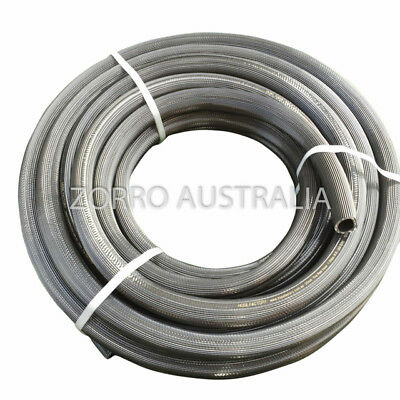 "NEW HF Rubber Pvc Fire Reel 25mm - 1"" Hose Made in Australia"