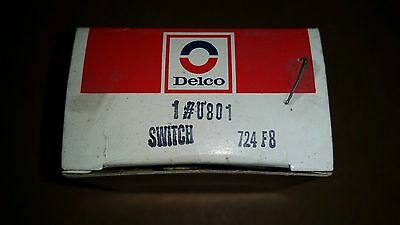 Oem Delco Remy 1972149 Dimmer Switch U801 Nos Amc Gm