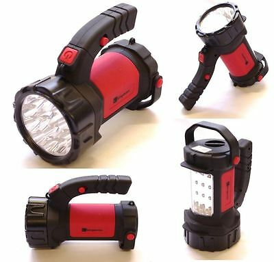 1 x SWIVEL Handle 27 Bright Led WORKLIGHT TORCH