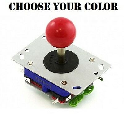 60 in 1 Classic joystick Zippy 2/4/8 way arcade game JAMMA MAME pcb - USA Seller