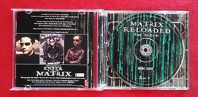 The Matrix Reloaded: The Album by Original Soundtrack CD 2003