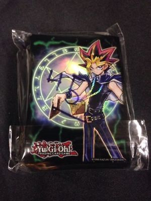 YU-GI-OH YuGiOh Official Card Sleeves Yugi Muto & The Seal of Orichalcos x50 (G7