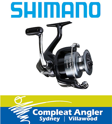 Shimano Sienna 4000FE Spin Fishing Reel BRAND NEW