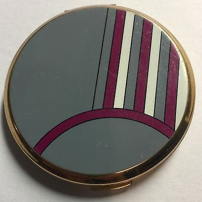 1980s Stratton Compact Typically 80s In Design