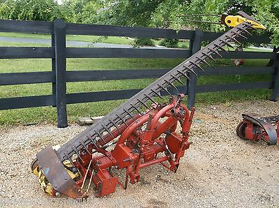 Used Sickle Mower, NEW HOLLAND 7 Ft. Beltdrive # 451 *We Can Ship Fast & Cheap*