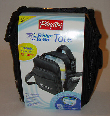 Playtex Fridge to To Go Tote NEW